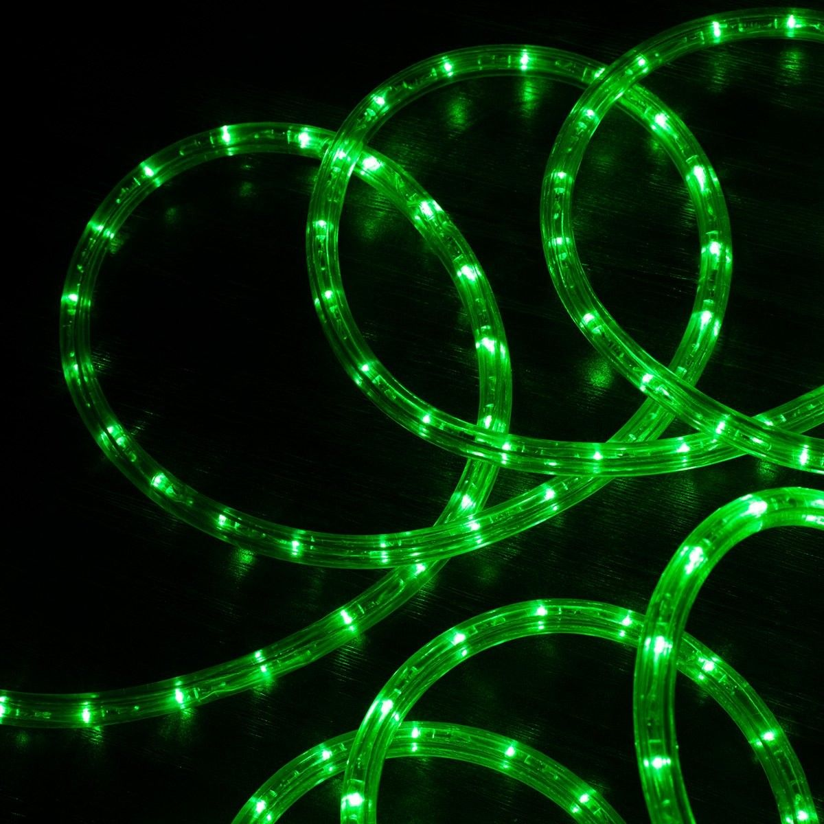 3 8 10 Feet Green Led Rope Lights 2 Wire Accent Holiday Christmas Party Decoration Lighting 10 20 25 50 150 Ft Option Etl Certified Cc18c Led Rope Lights Led Rope Green Led