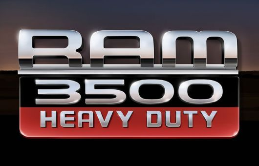 dodge ram 3500 heavy duty logo - Dodge Ram Logo