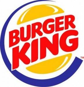 Triadic Colors The Burger King Logo Uses Tridic Red Blue And Yellow
