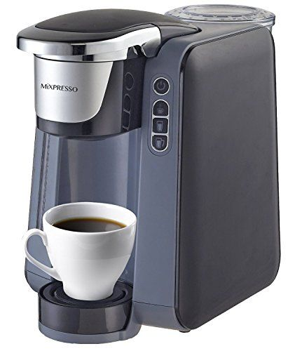 Single Cup Coffee Maker For K Cups Compatible By Mixpresso Be