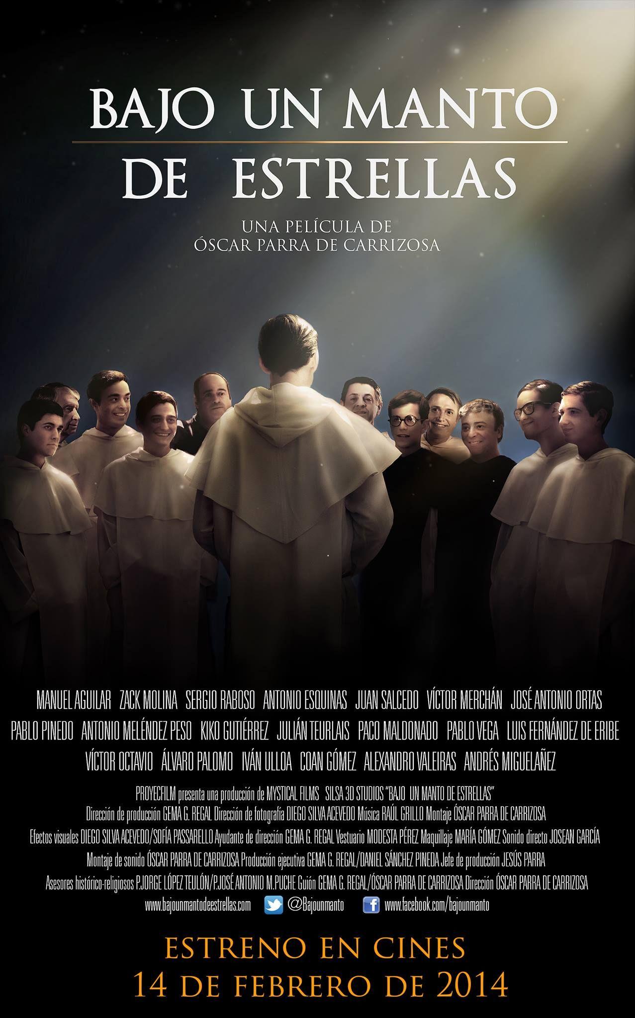 Bajo Un Manto De Estrellas Peliculas Catolicas Peliculas De Oscar Peliculas Premiadas