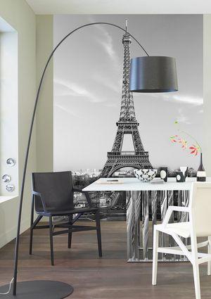 WALLPOPS! N/A La Tour Eiffel Wall Mural $59.99