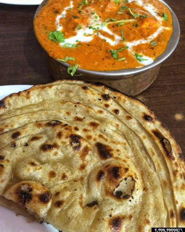 paneer aur pyaar what paneer lababdar rs 180 laccha parantha rs 25 where kailash on hebbar s kitchen recipes laccha paratha id=49253