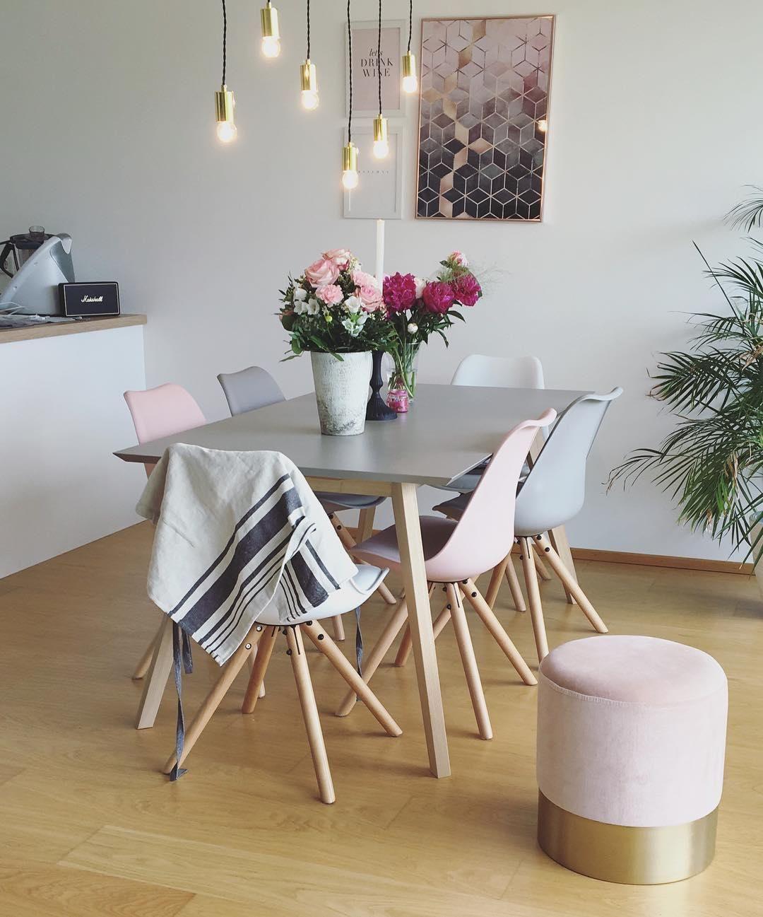 Samt Hocker Harlow Interior Design