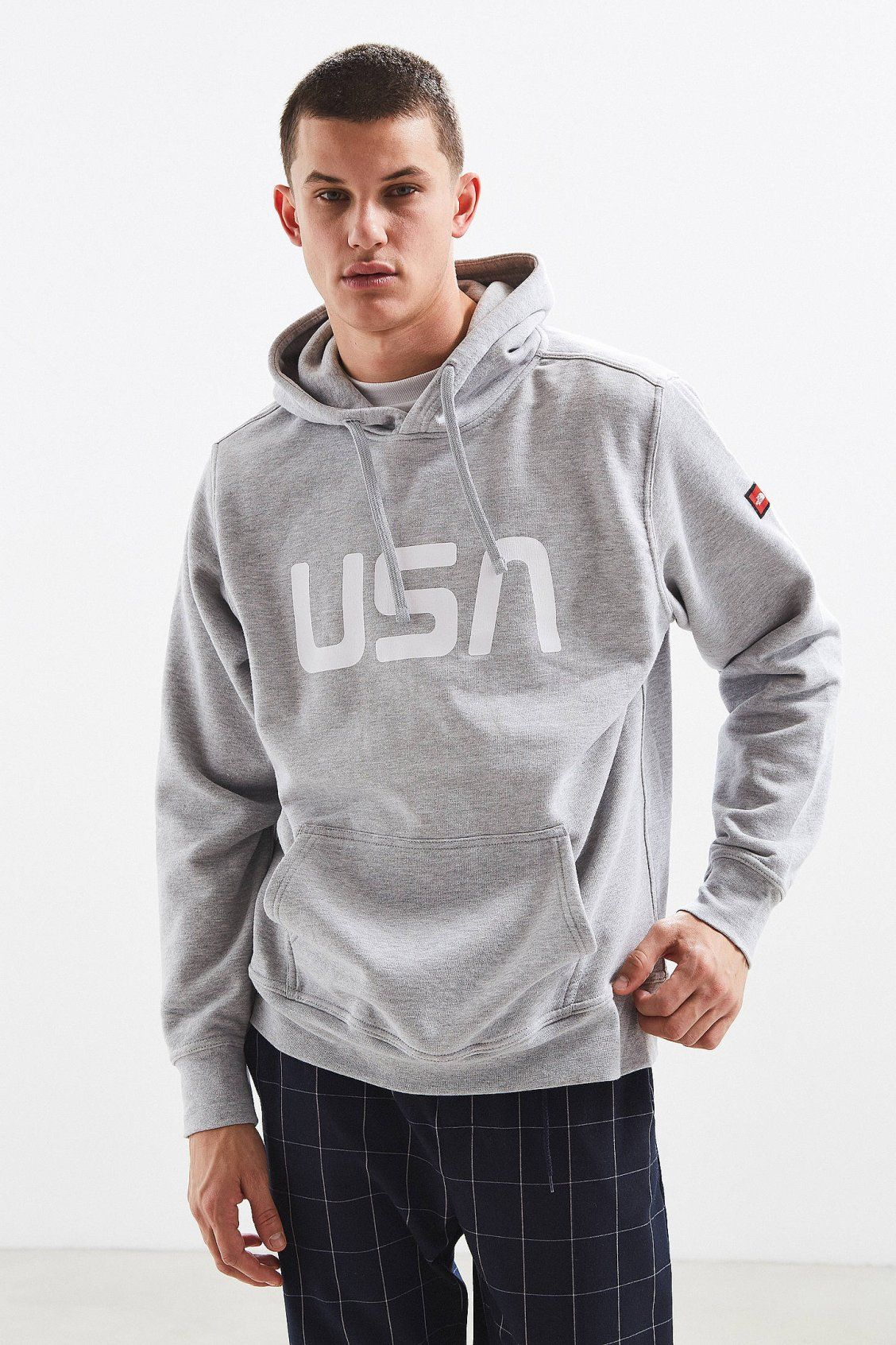 The North Face USA Hoodie Sweatshirt | New Arrivals