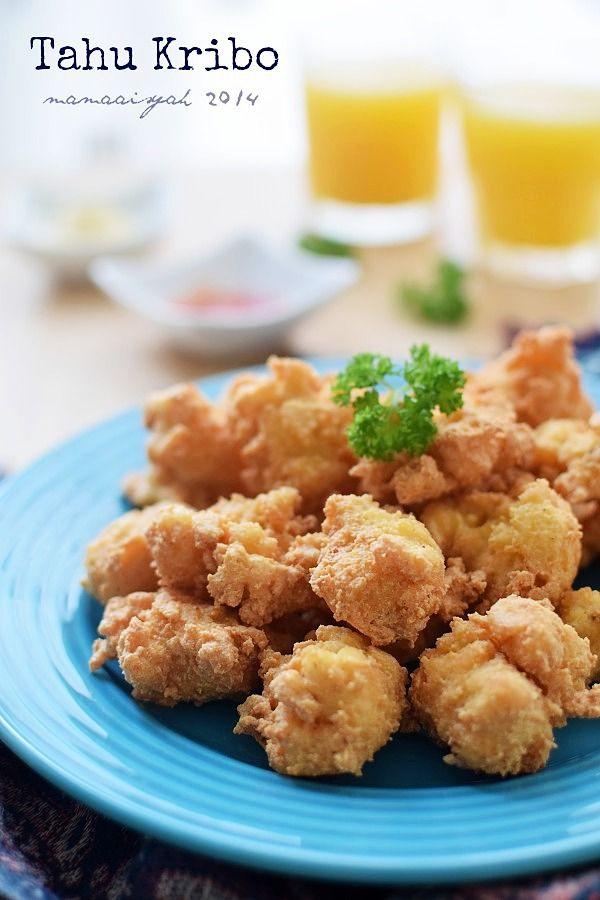 Dapur Mama Aisyah Tahu Kribo Frizzy Tofu Resep Babi Makanan Jalanan Resep Vegetarian