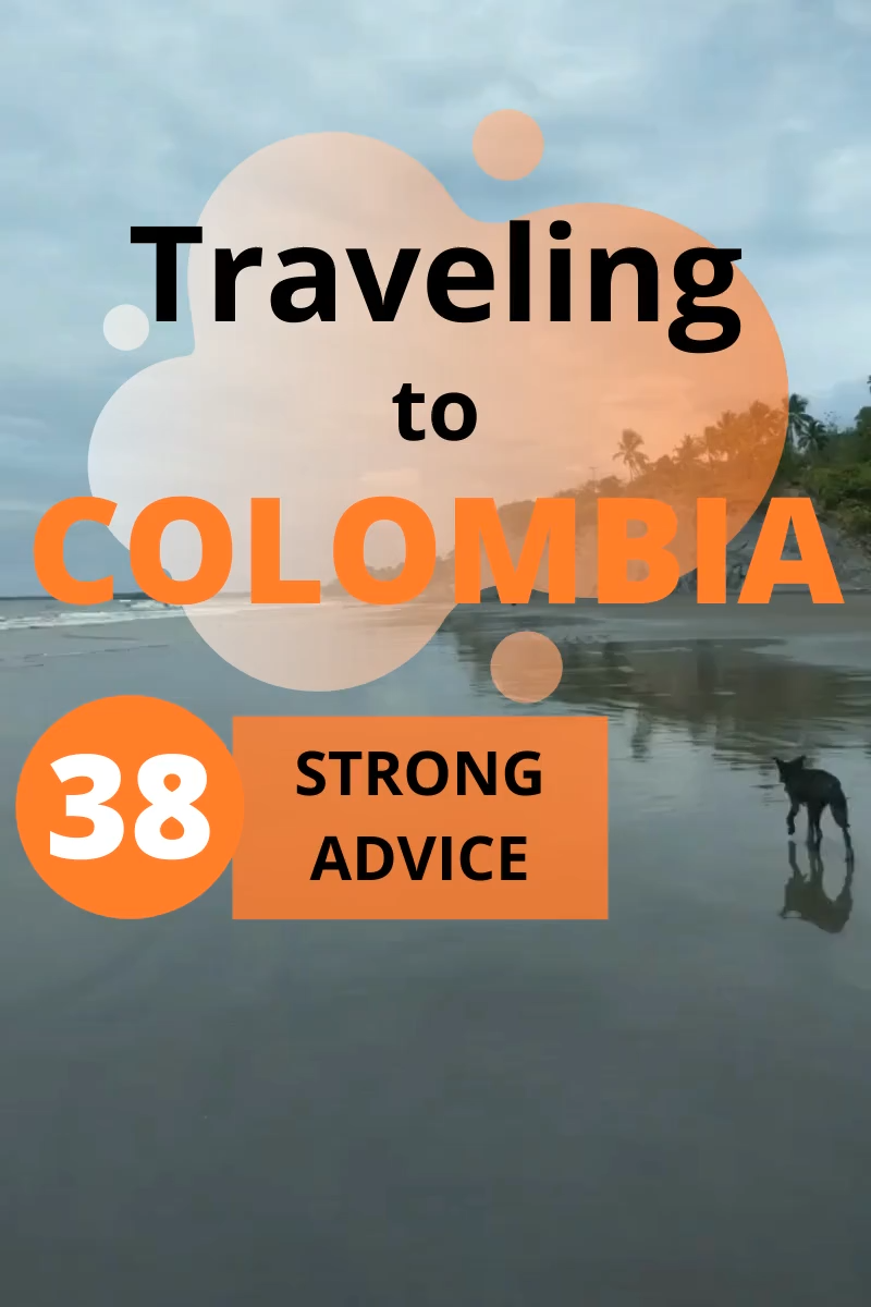 Don't travel to Colombia without reading this