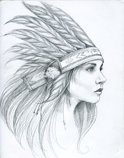 nackte native american indian weiblich