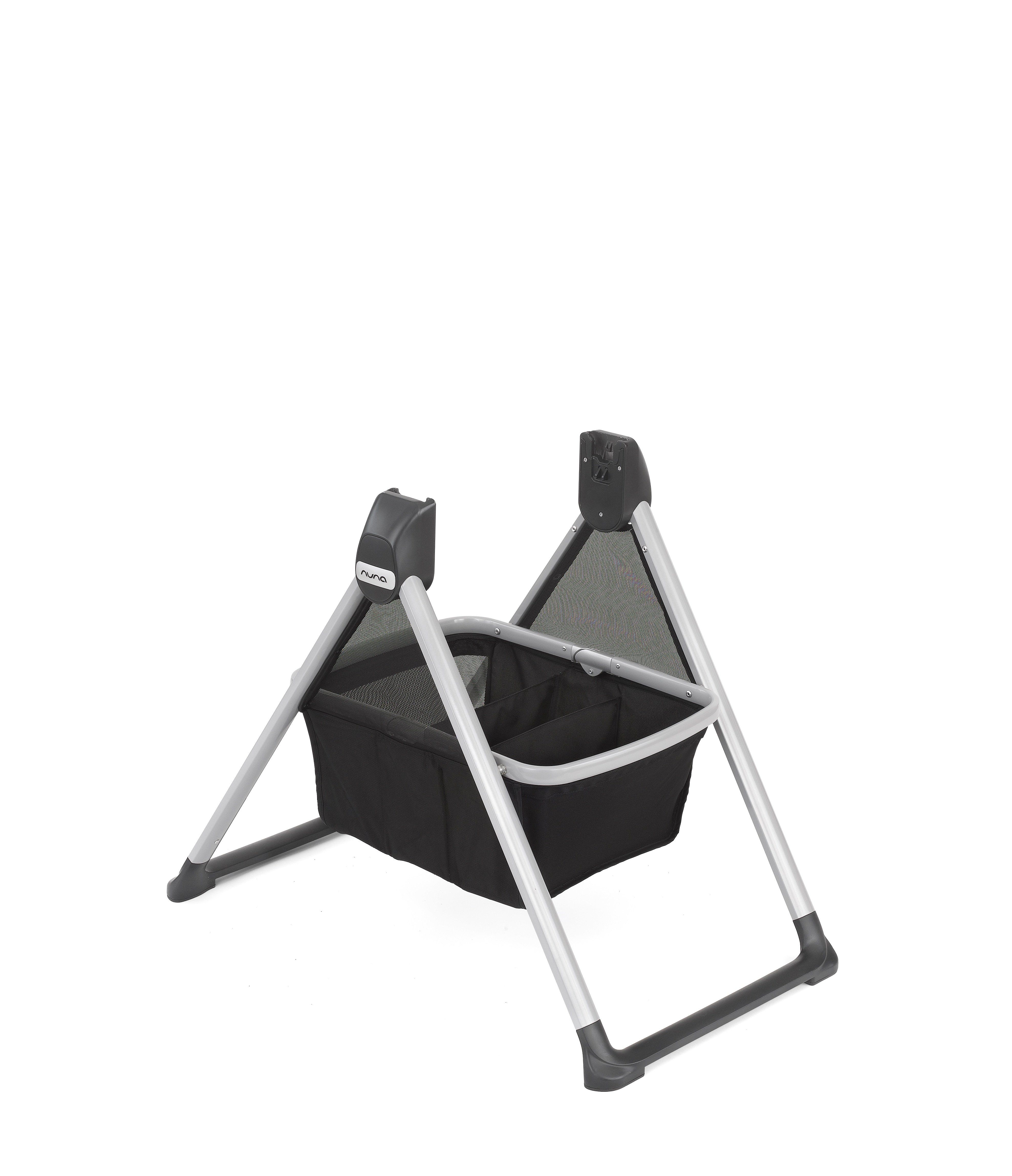 The Nuna MIXX Series Stand provides an easy and safe way