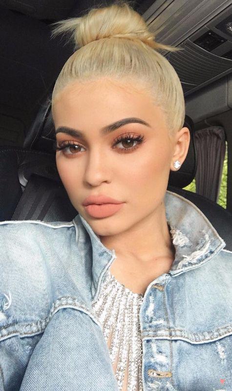 Maquillaje, Kylie