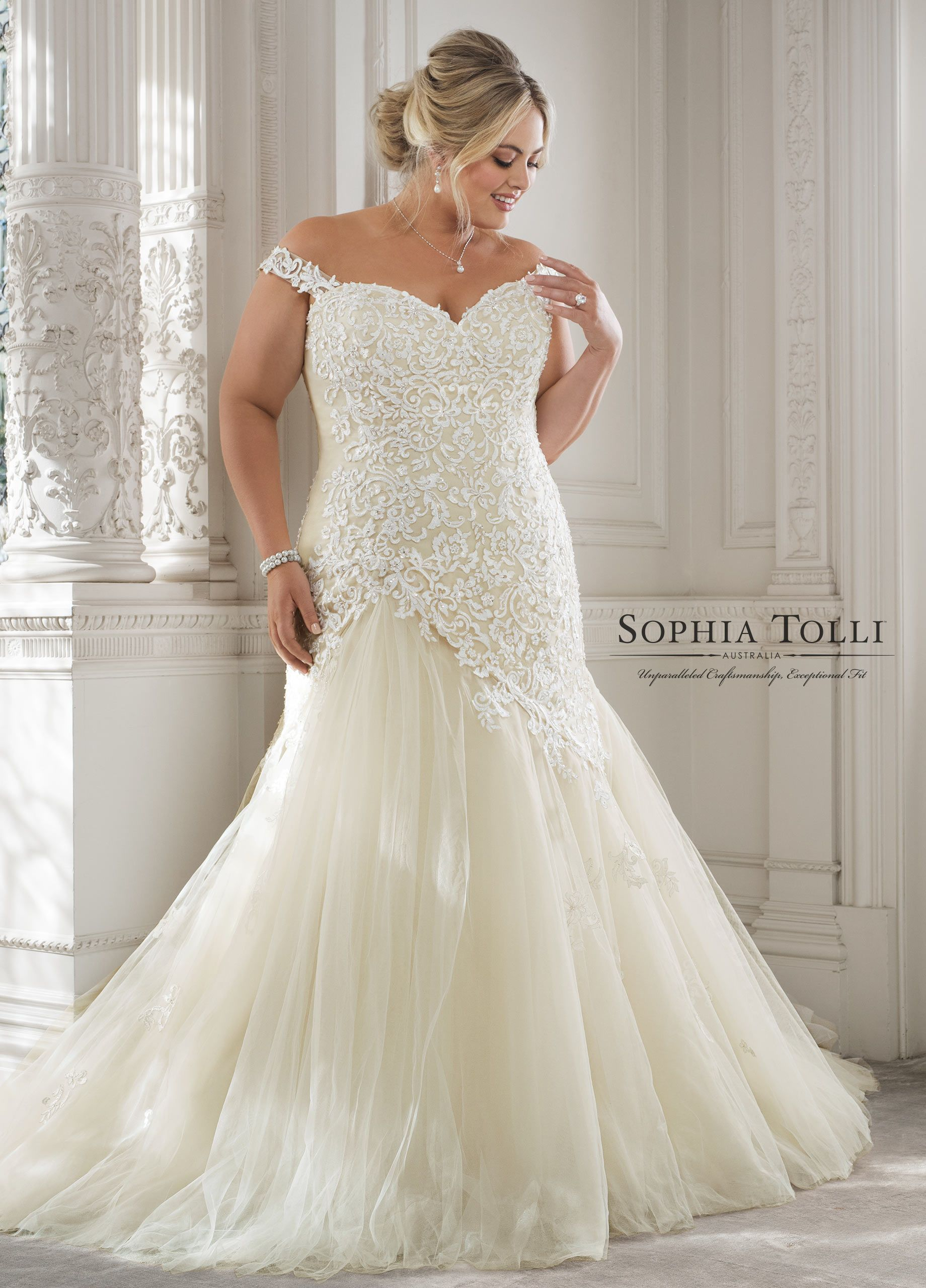 22+ Sophia tolli wedding dresses plus size ideas