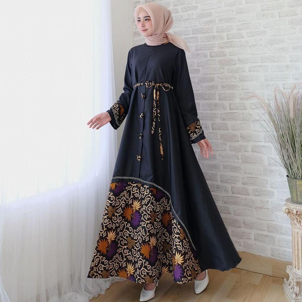 Gamis  Model pakaian, Model baju wanita, Pakaian wanita