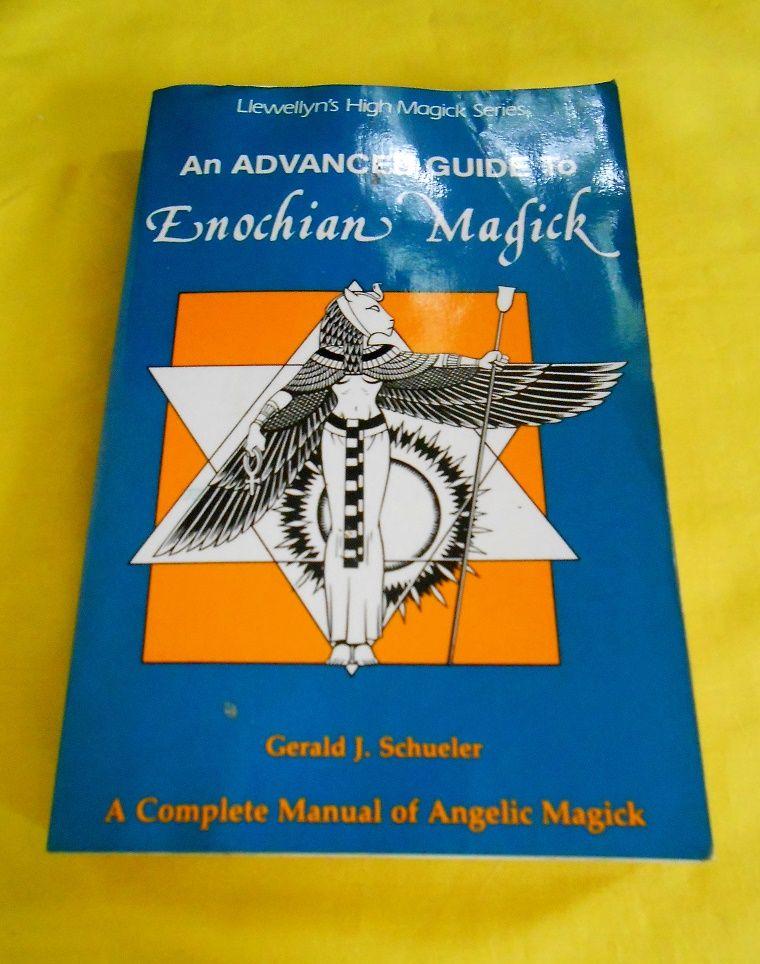 Gerald schueler an advanced guide to enochian magic
