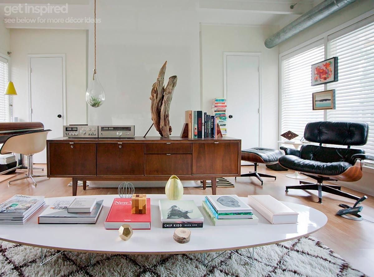 Eames Surfboard Coffee Table.This Is A Platinum Quality Reproduction Of The Eames 1951 Etr