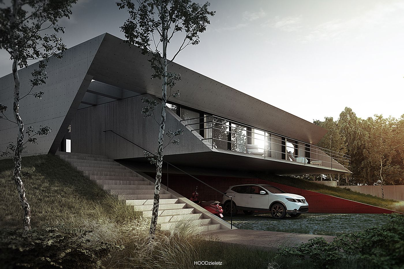 House no. 173_ on Behance