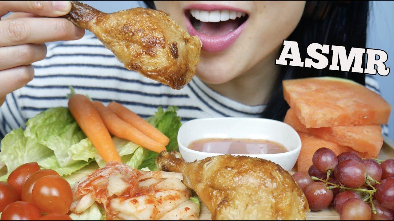 Asmr Rotisserie Chicken Fresh Veggies Eating Sounds No Talking Sas Asmr In 2020 Fresh Veggies Eat Rotisserie Chicken آپارتیوب 8.8 هزار دنبال کننده. pinterest