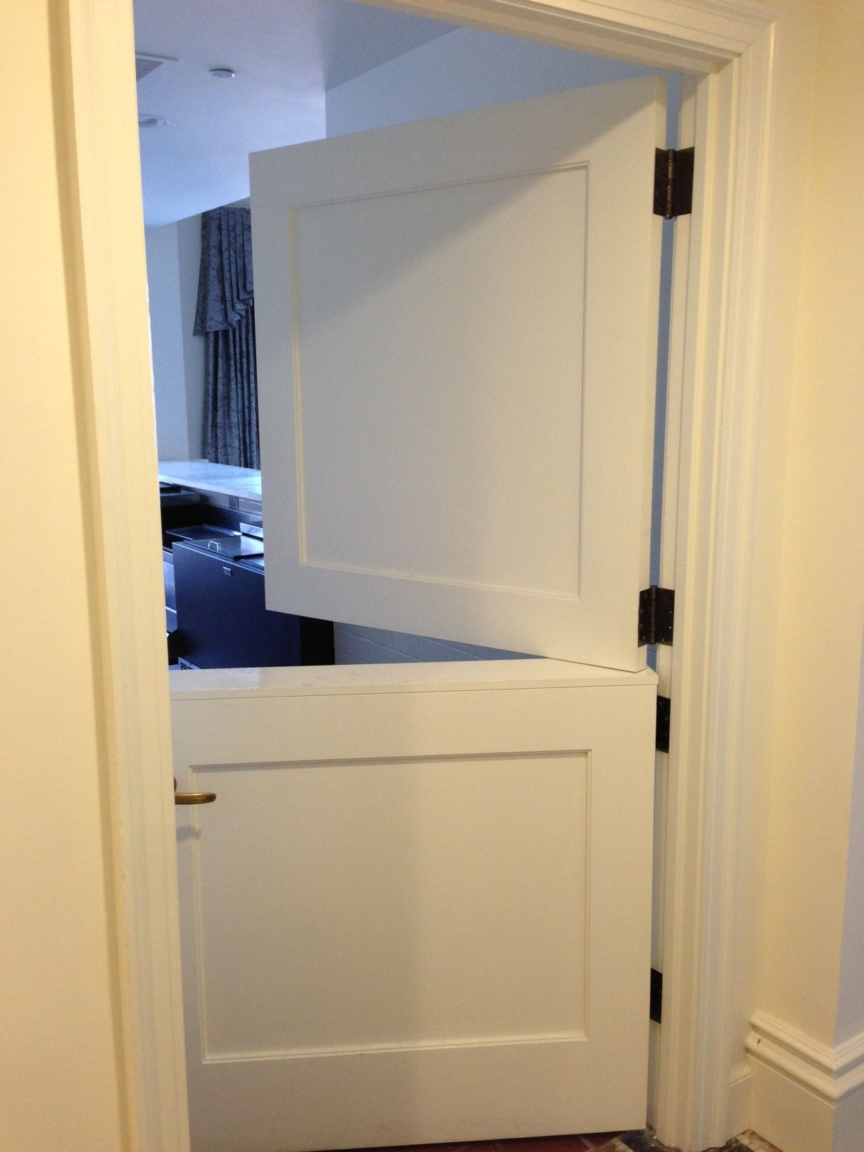 Interior Dutch Door Photo 5 More