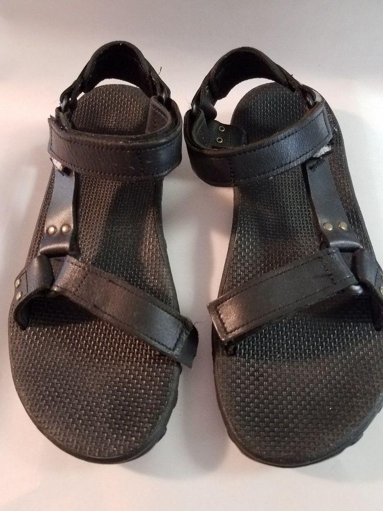 183bc4d203129d Men s Teva Leather Sandal Size 10.5 HurricaneXLT  fashion  clothing  shoes   accessories  mensshoes  sandals (ebay link)