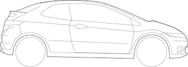 Image Result For Honda Civic Vector Car Graphics Honda Civic Civic