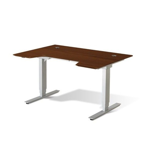Adjustable Motorized Standing Table Relax The Back office