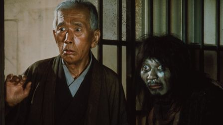 Dodes'ka-den by Akira Kurosawa. A story about the lives of a group of unfortunate souls living in the slums on the outskirts of Tokyo. Kurosawa's first color film is a spectacular character piece.