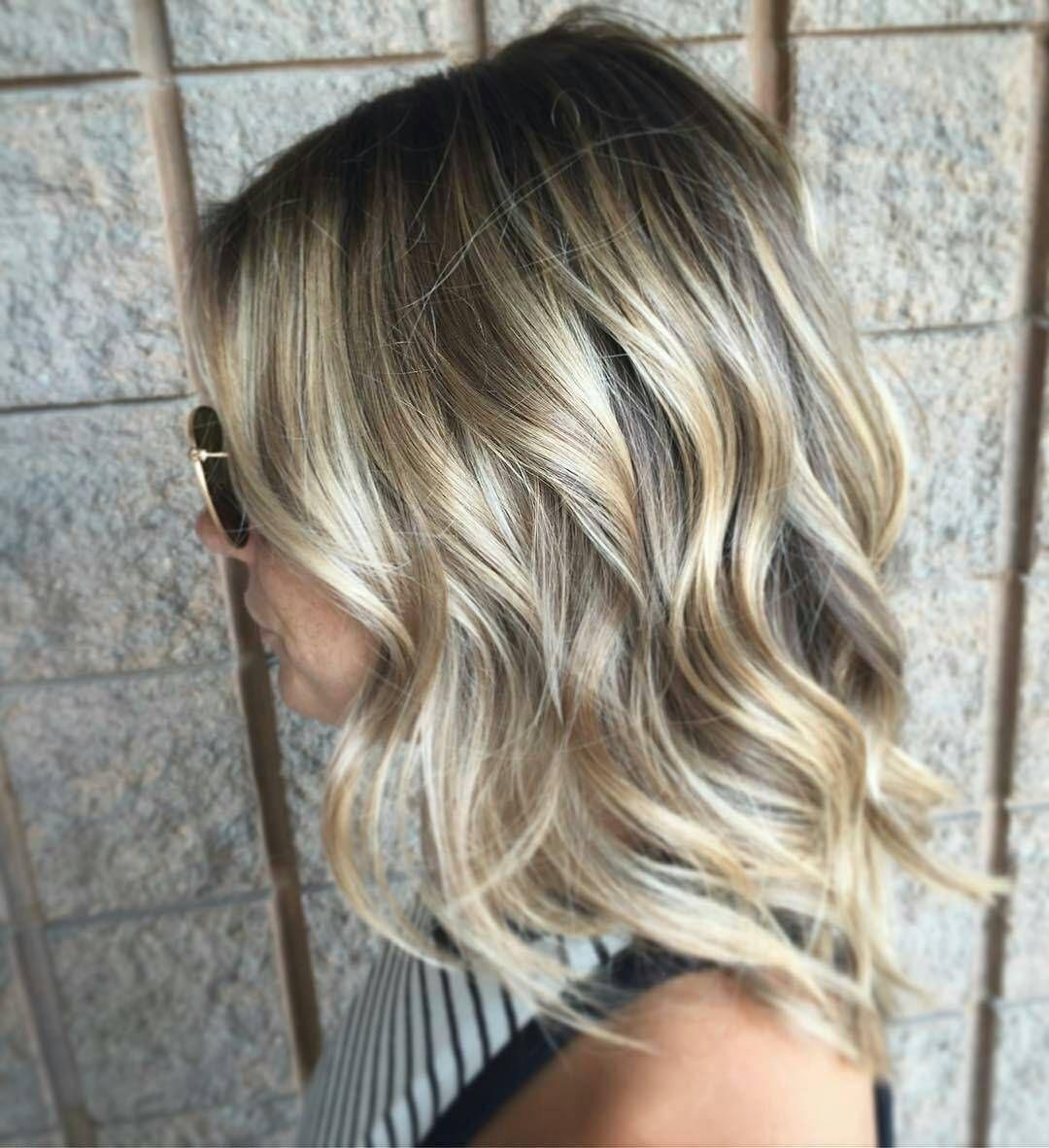 50 Dazzling Blonde Balayage Hair Ideas Summer Trend Of