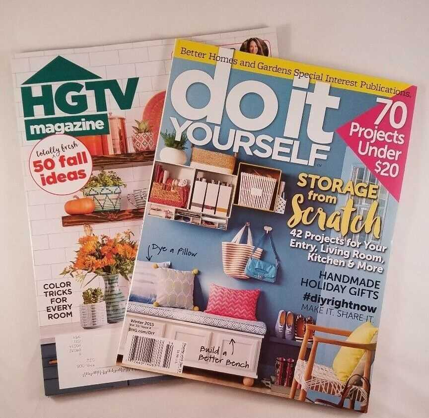 2a28345f138b09de1ef375709ccf6eb9 - Better Homes And Gardens Make It Yourself Magazine