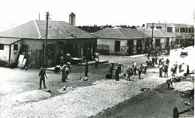 Блог - Израиль вчера и сегодня. Герцлия 1940