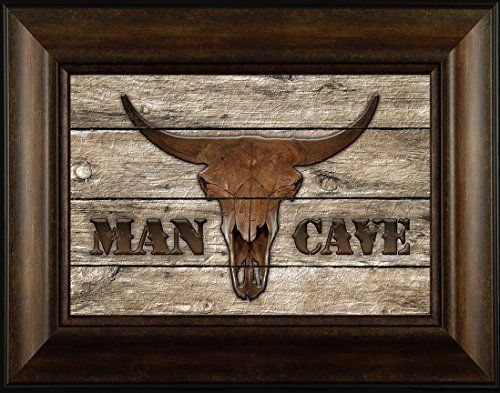 Skull Man Cave Decor : Must have items for the ultimate man cave tufted leather
