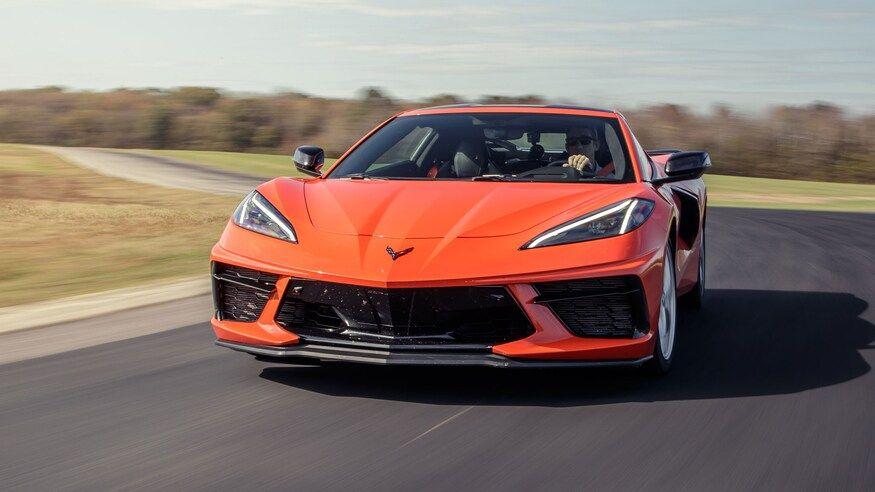 How To Make The C8 Corvette Handle Even Better En 2020 Autos