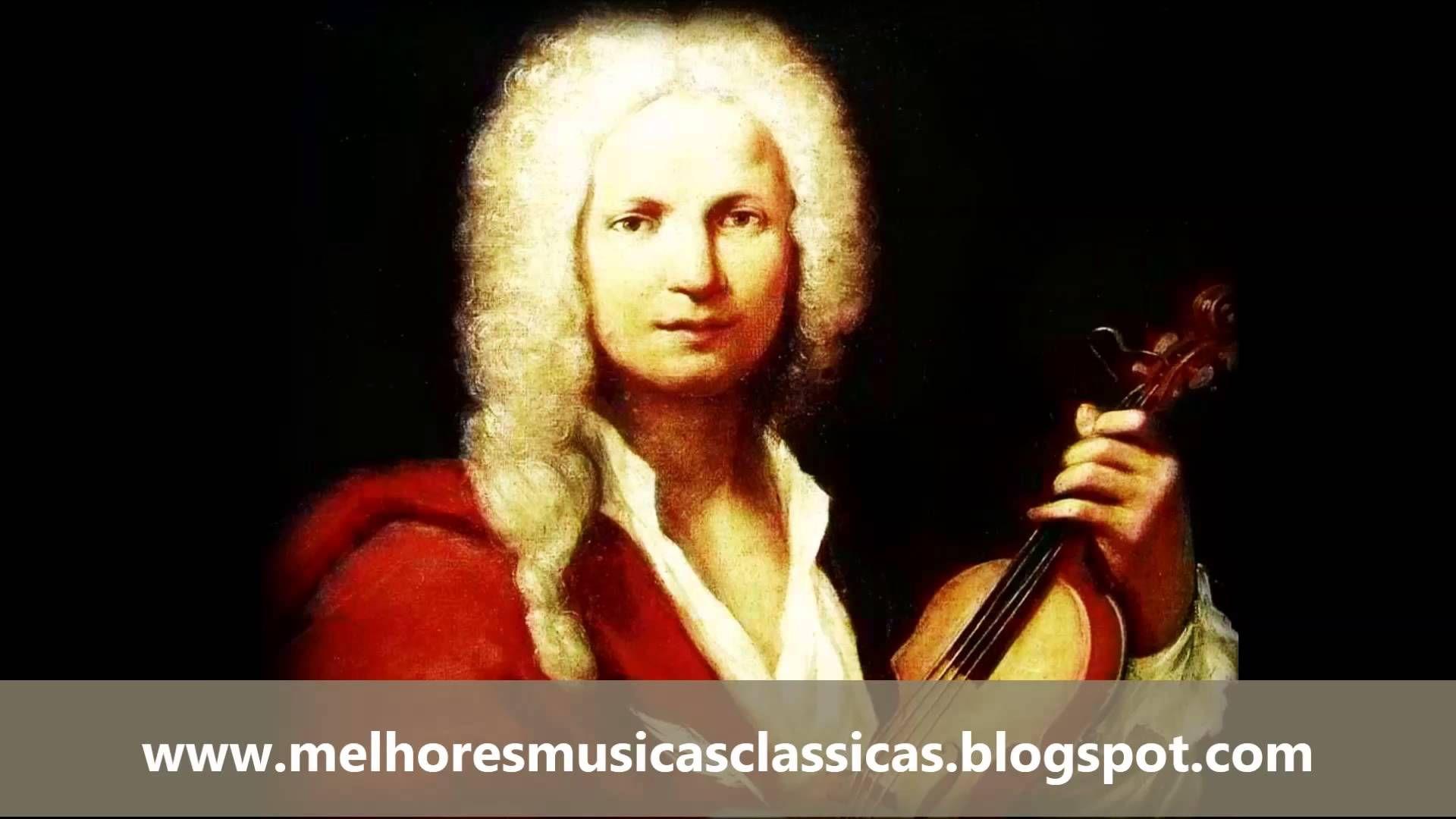 The Best of Vivaldi Classical music, Vivaldi, Music history