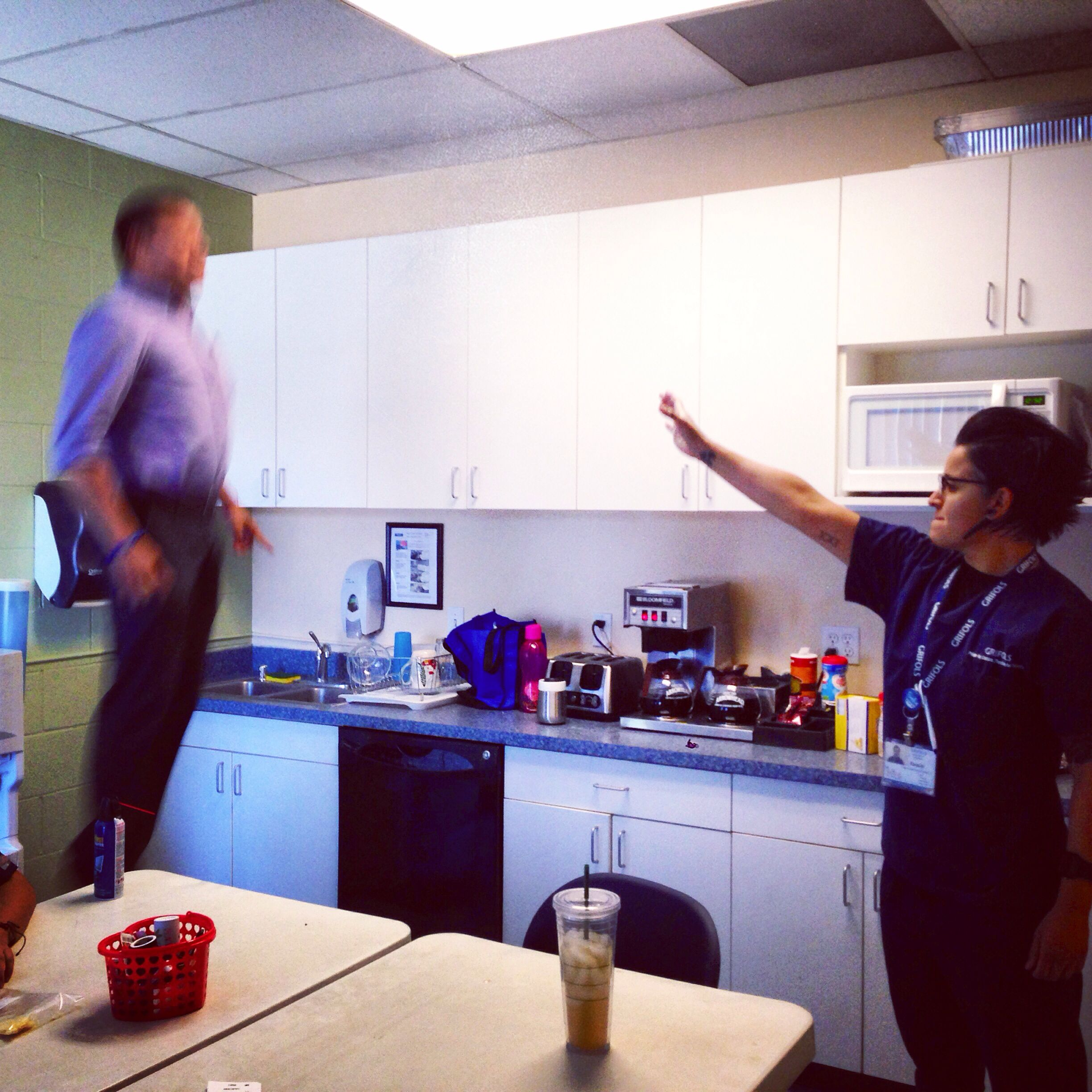 Vadering my boss. Don't mess with me... :)