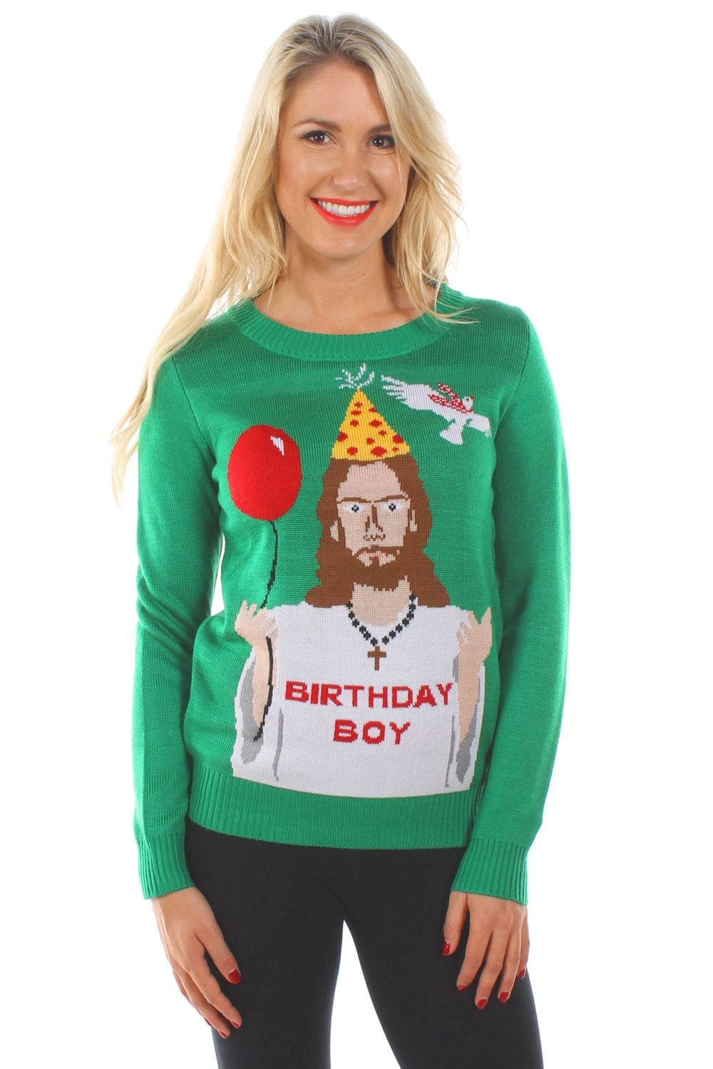 90f5671140bbc2 Jesus Christmas Sweater | Tipsy Elves | The Holidays!! | Ugly ...