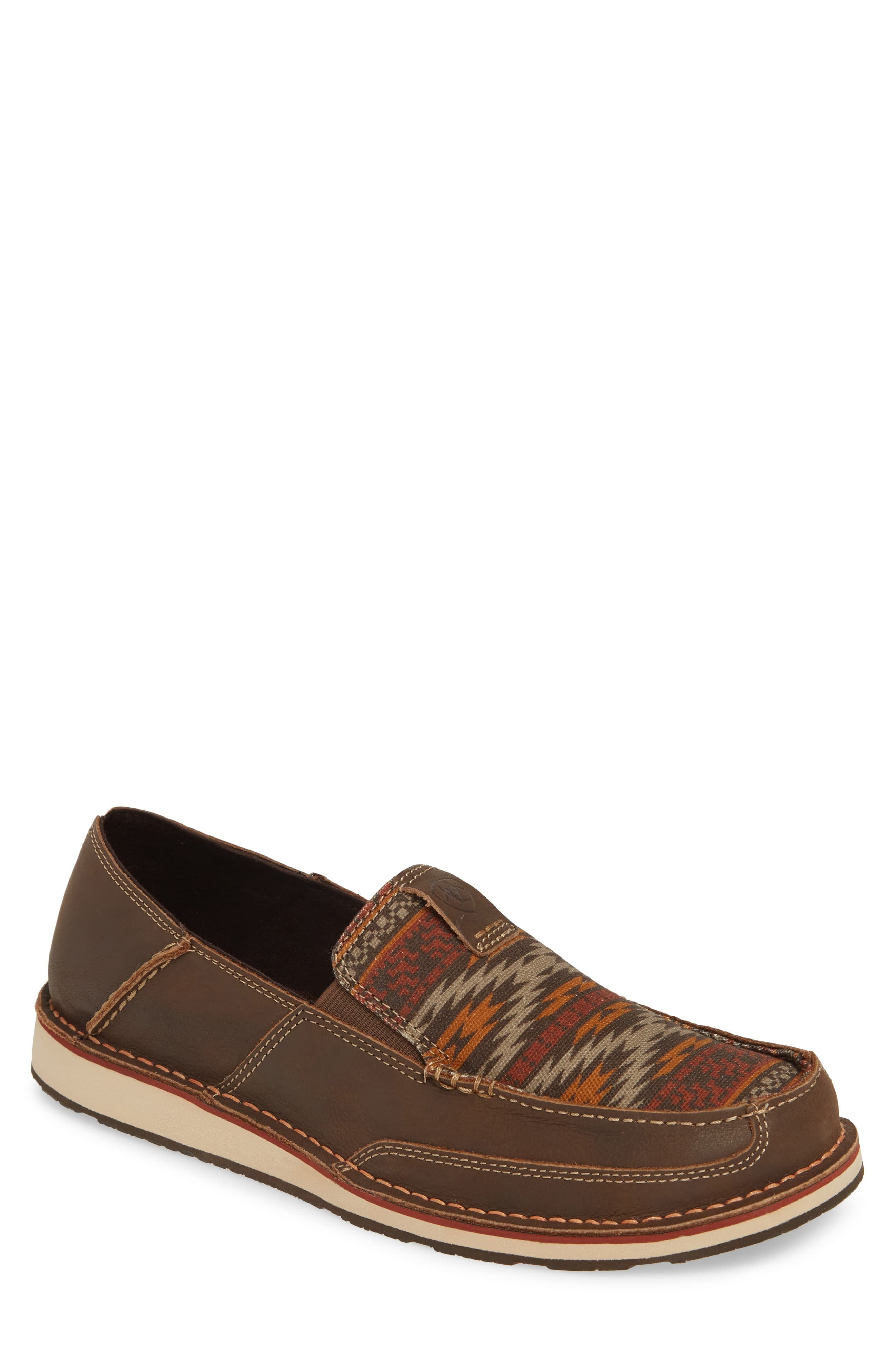 4115a88cdc00 Men's Ariat Cruiser Slip-On, Size 10.5 M - Brown in 2019 | Products ...