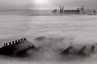 Fog over mersey