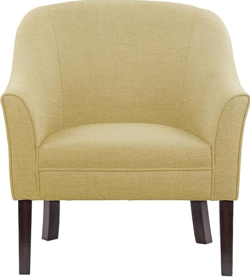 Ericksen Barrel Chair Upholstery Aldridge Cream Solid Furniture Furnishings Barrel Chair Chair Chair Upholstery