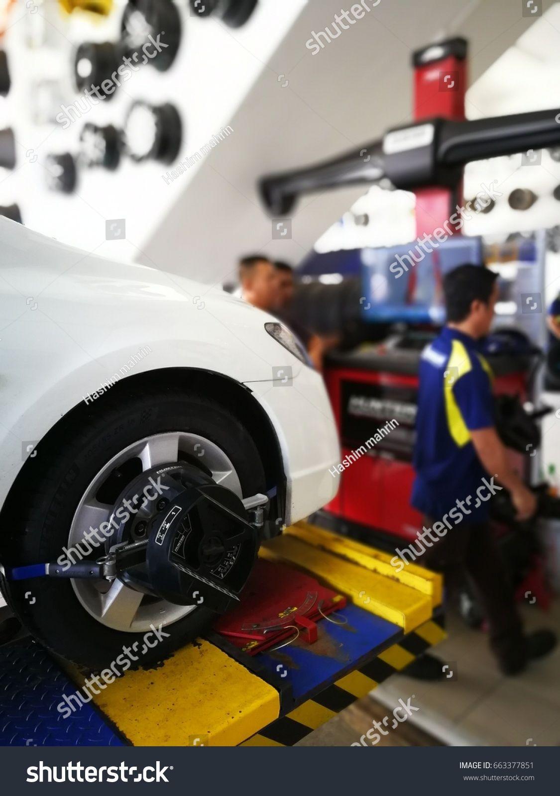 kuching, malaysia 20 june 2017 some mechanics are doing