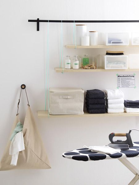 Zweimal anders: Badezimmerregal selber bauen | Möbel | Pinterest ...