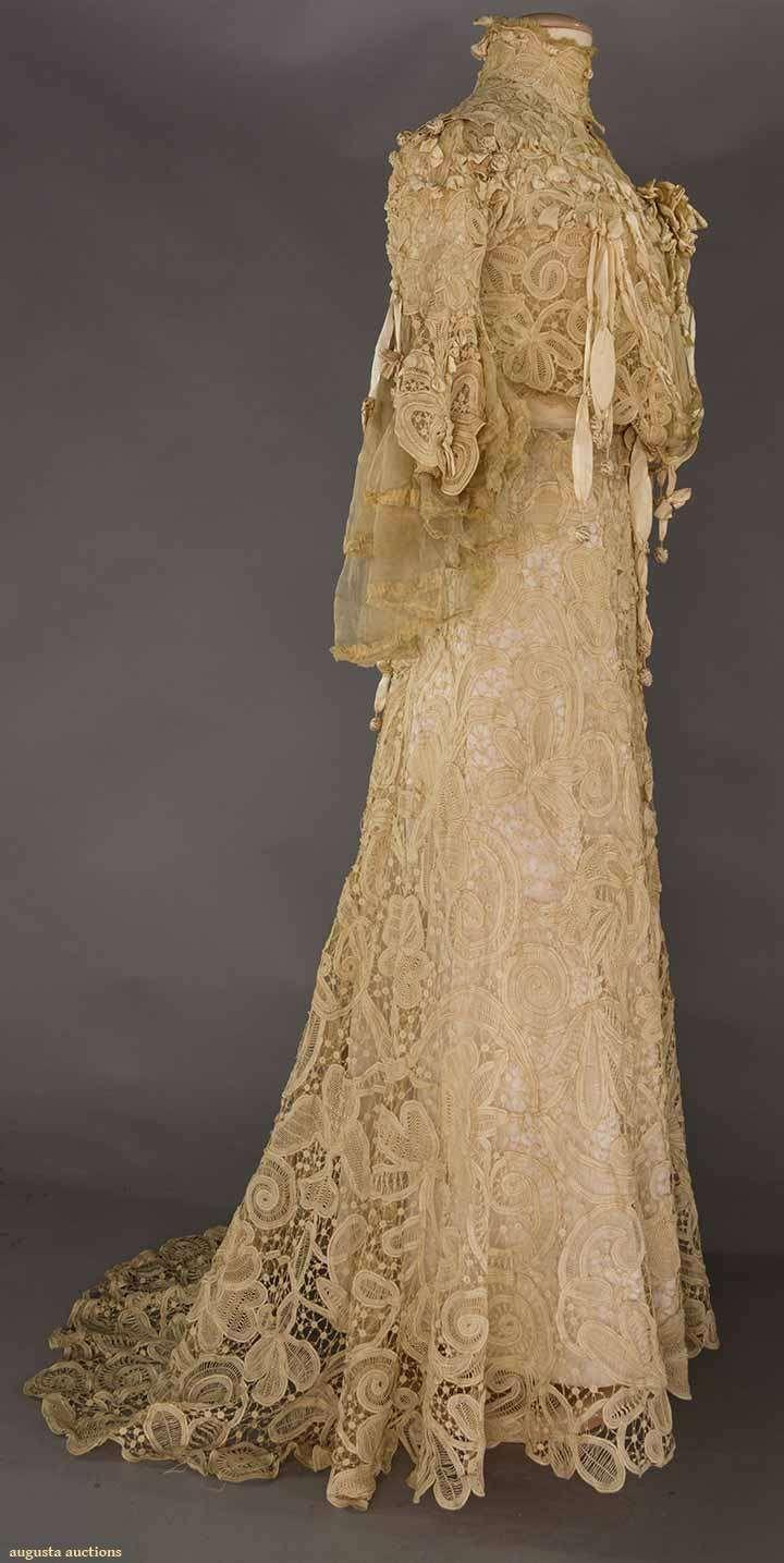 Image result for antique lace dress costumes pinterest vintage