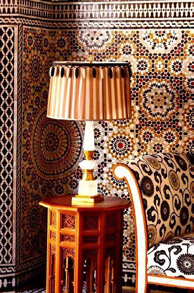 xx..tracy porter..poetic wanderlust...- Moroccan style