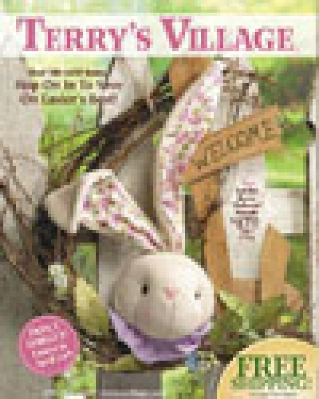Request A Free Terry's Village Catalog