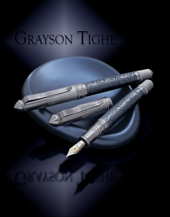 Grayson Tighe 'Gibeon Meteorite' Writing Instruments
