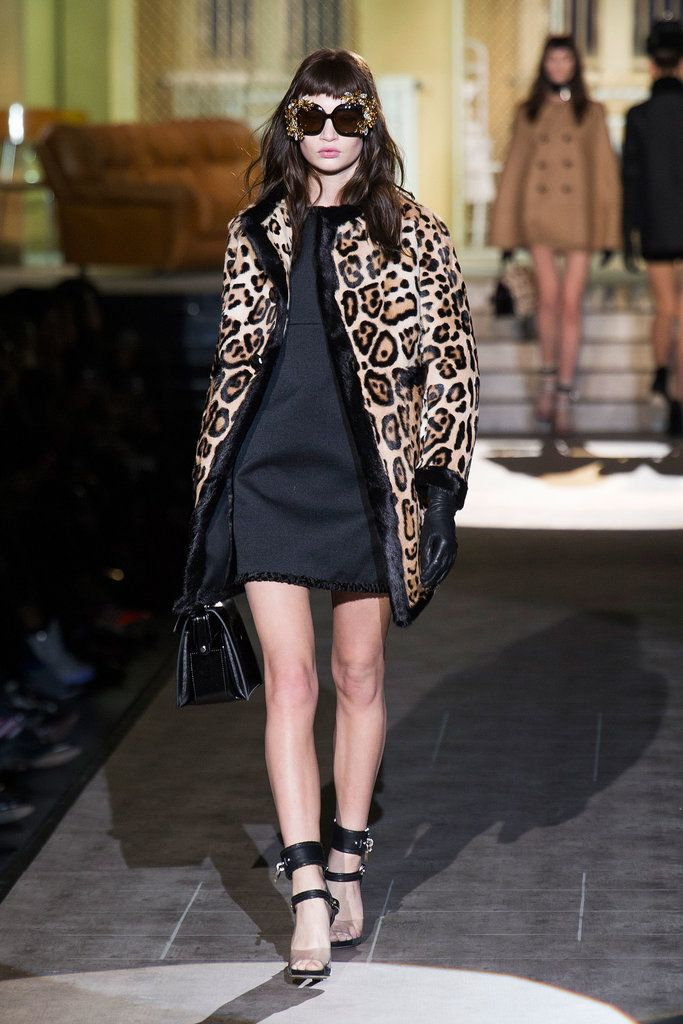 The 10 Things You'll Be Wearing All Next Fall: With the lights dimmed on all of the Fall 2014 runways, it's finally time to sit back, take it all in, and organize the thousands of looks we just saw into a few key trends to influence our shopping (and dressing) come next Season.