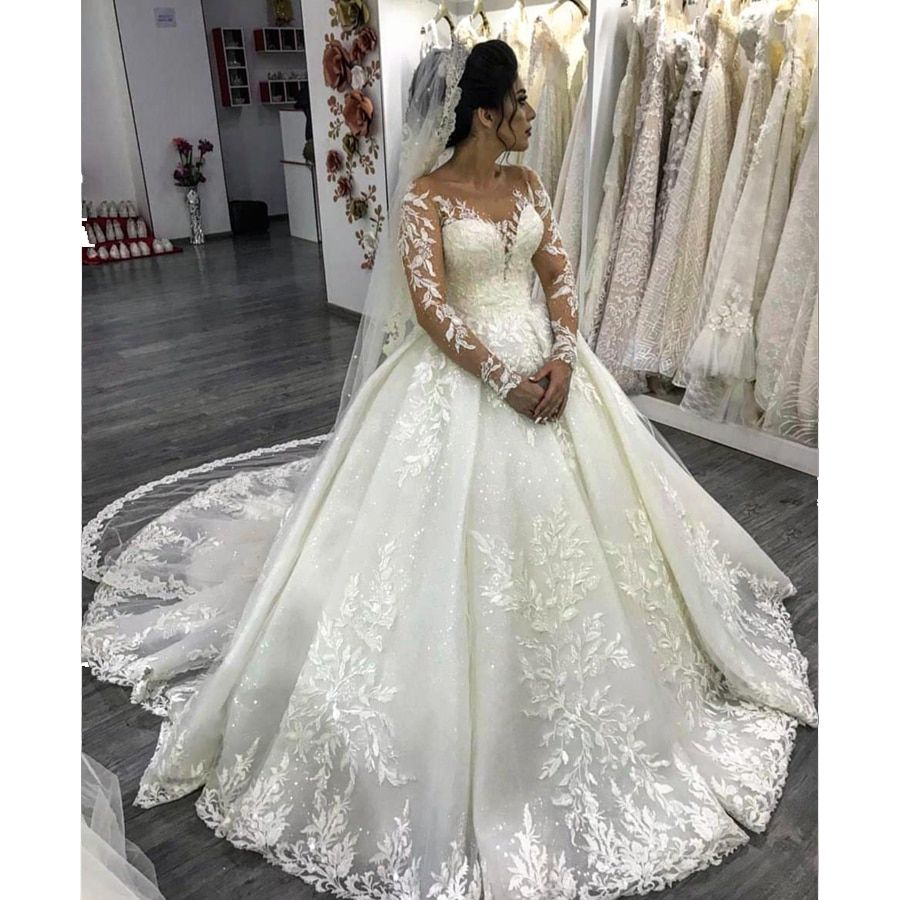 3669ea64f7 Cheap Wedding Dresses, Buy Directly from China Suppliers:New Design ...