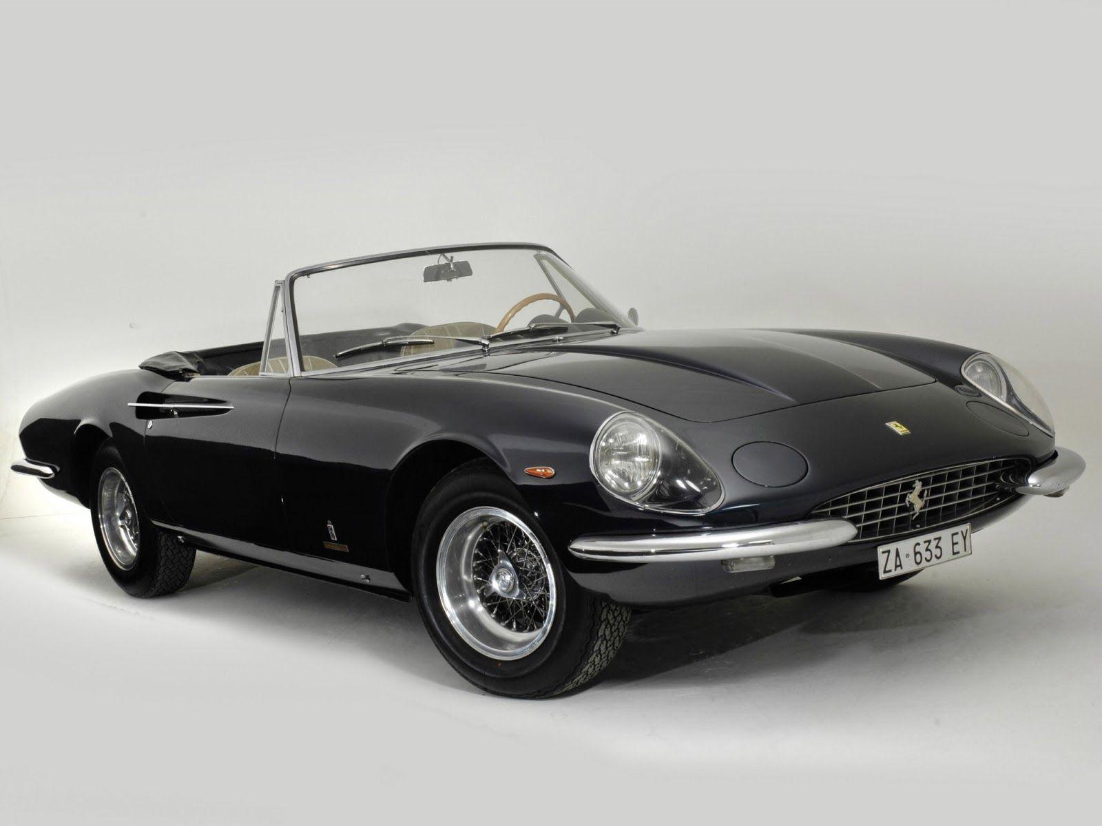 STORMWHEELS: Italia 1966 1967 - FERRARI 365 California Spider -...