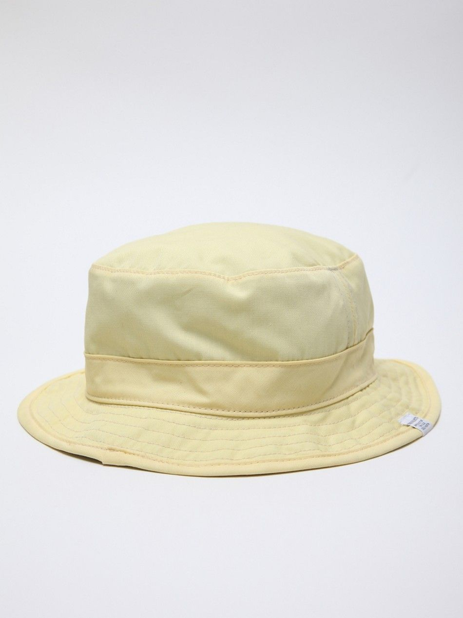 Norse Projects Men s Bucket Hat in yellow at oki-ni  64449a51fa7