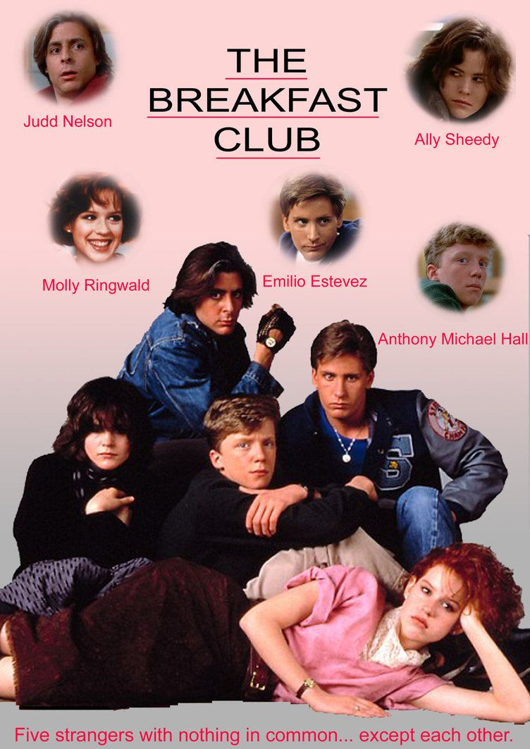the breakfast club essay assignment Breakfast club test essay please briefly explain each of marcia's four identity outcomes in each case, try to give an example of a character from the breakfast club who is in this identity state.