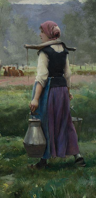 Julien Dupré (1851 - 1910)