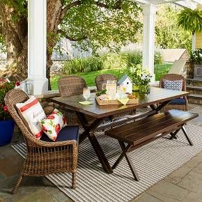 Mayhew Patio Furniture Collection Threshold Target Patio