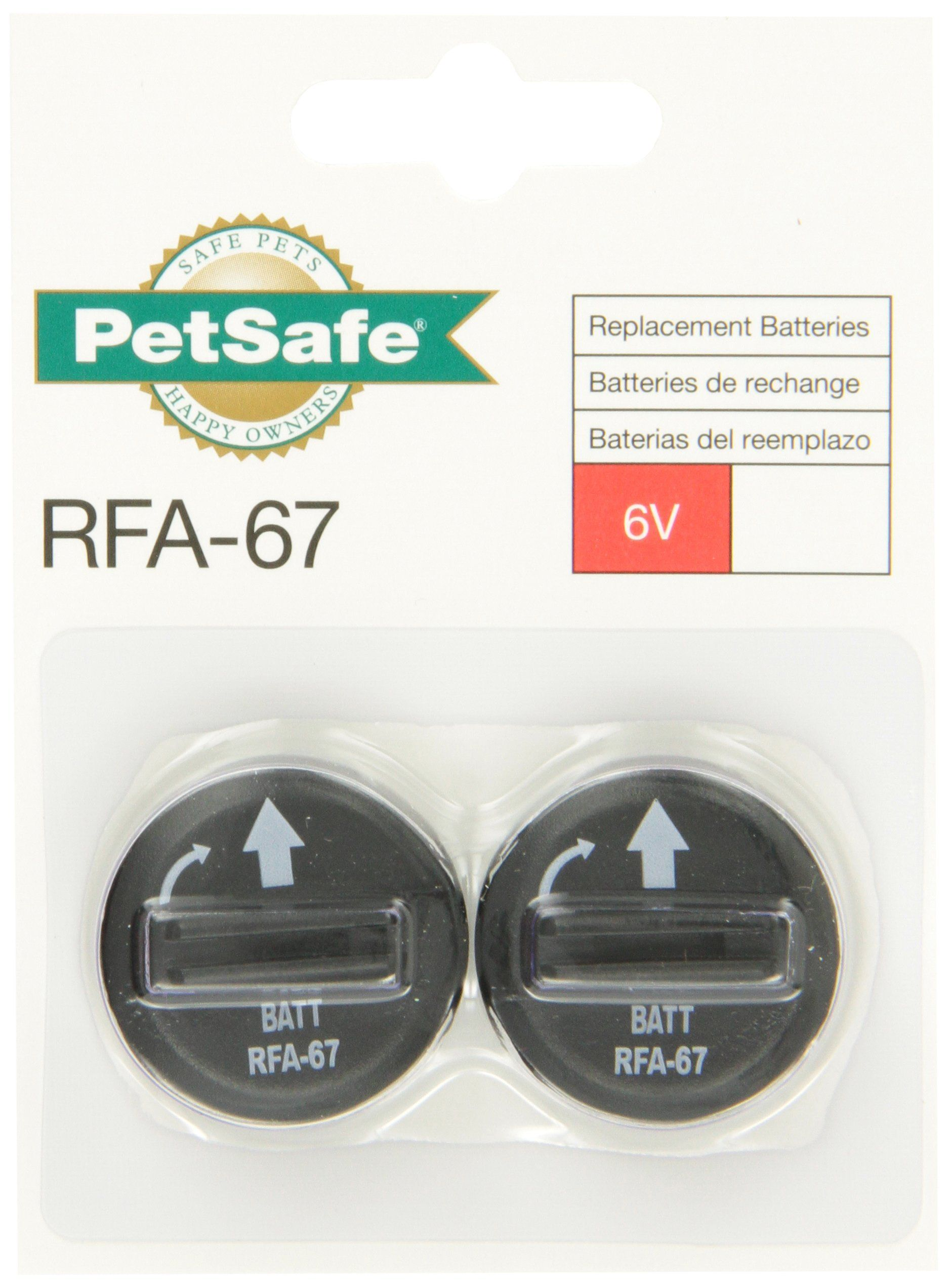 PetSafe 6Volt Lithium Battery Pack of 6 *** Visit the